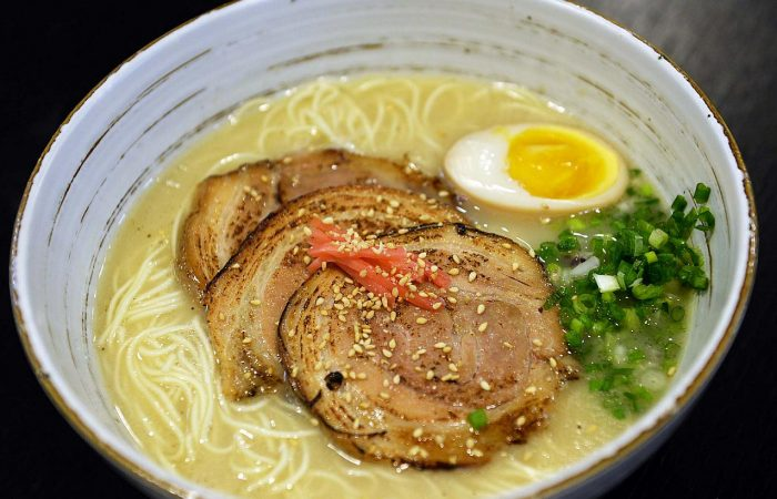 55 seconds to perfect ramen noodles
